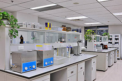Bild vom Laboratorium