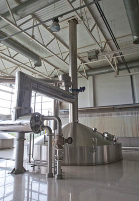 Picture of a production unit