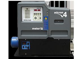 Picture of a Meler Micron 4 kg gear pump hot melt unit