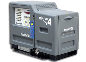 Picture of a Meler Micron 4 kg hot melt unit