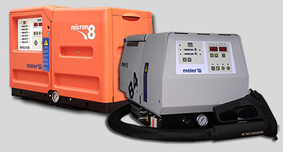 Picture of Hot melt units for the application of hot melt