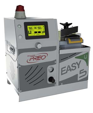 Picture of a Preo Easy U05 PUR hot melt unit
